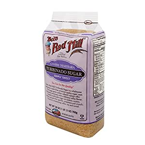 Bob's Red Mill Coarse Turbinado Sugar, 28-ounce