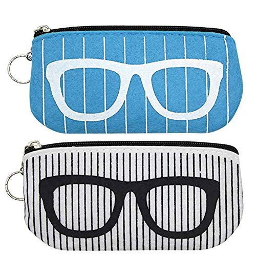 2 Pack Portable Sunglass...