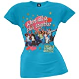Old Glory High School Musical - In This Together Girls T-Shirt