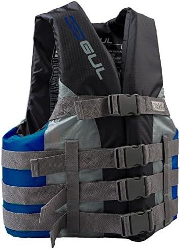 Kayak Ski Classic Buoyancy Aid 50N Impact Jacket Pfd Vest