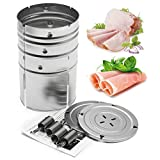 Disumos Stainless Steel Press Ham Maker Meat Fish Poultry Seafood Homemade Specialties Kitchen Tools