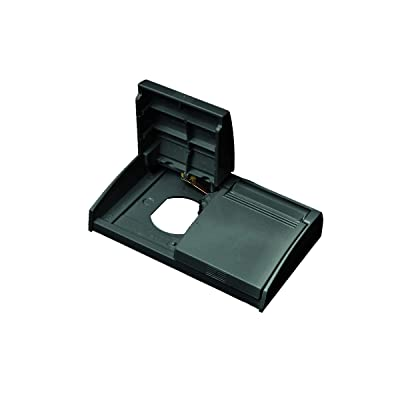 RV Designer S904, Snap Cover Plate Only, Black, AC Electrical: Automotive