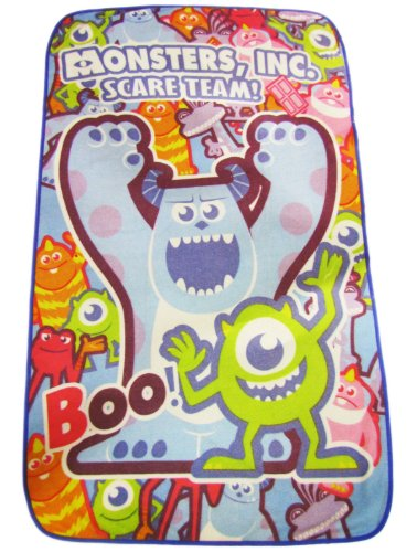 monsters inc blankets and throws - 4