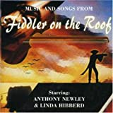 Music & Songs from Fiddler on the Roof by Linda Hibberd & Anthony Newley
