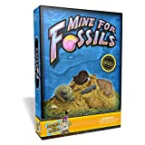 Discover with Dr. Cool Mine for Fossils Science Kit  Dig Up 10 Prehistoric Fossils!
