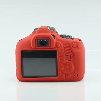 Easy cover - Funda de silicona para Canon EOS 1300d cuerpo suave ...