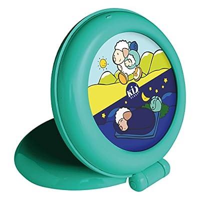 Claessens' Kids Kid'Sleep Globetrotter Travel Kids Sleep Trainer, Aqua : Baby