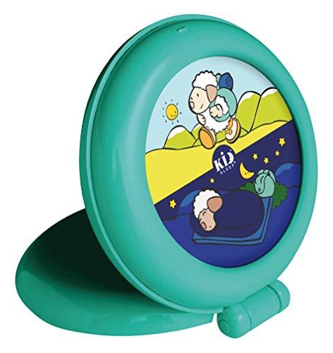 Claessens' Kids Kid'Sleep Globetrotter Travel Kids Sleep Trainer, Aqua