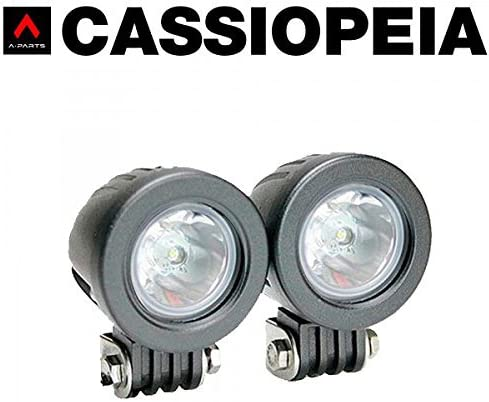 A-Parts Cassiopea 2/LED Universal Spotlights