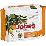 Jobe's 9 Count Fruit and Citrus Trees Fertilizer Spikes