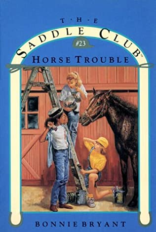 book cover of Horse Trouble