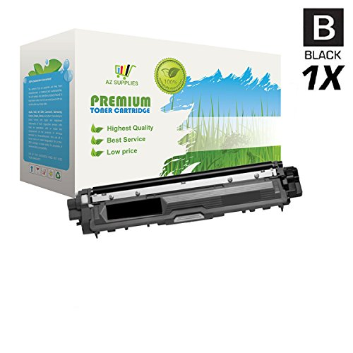 AZ Supplies © Premium OEM Quality Compatible Brother TN221 High Yield Toner Black Cartridge for Brother HL-3140, HL-3140CW, HL-3170, HL-3170CDW, MFC-9130, MFC-9130CW, MFC-9330, MFC-9330-CDW, MFC-9340, MFC-9340CDW Printers (Black) Black:3,000 Page Yield