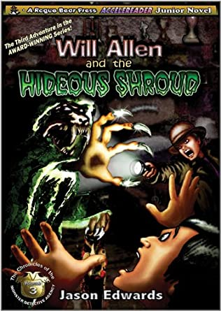 book cover of Will Allen and the Hideous Shroud
