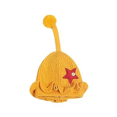 Mitlfuny Sombreros de bebé Unisex Pentagrama Etiquetado Gorro de ...