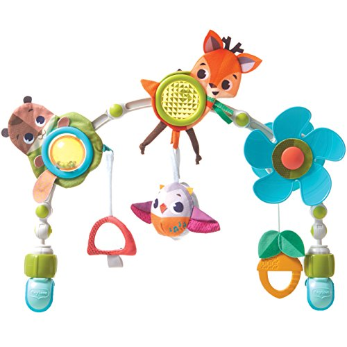Tiny Love Musical Nature Stroll Stroller Toy, Into The Forest ()