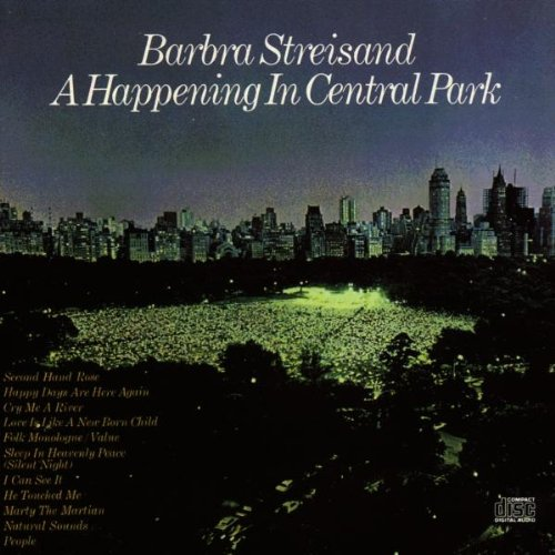 Happening in Central Park by Sony