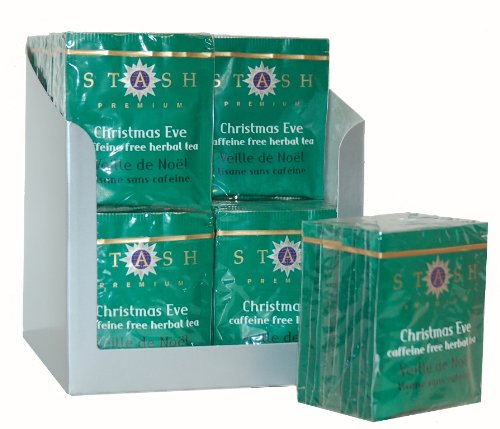 Amazon.com : Stash Tea Christmas Morning Black & Green Tea, 10 ...