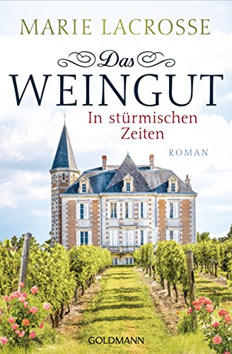 Das Weingut. In stürmischen Zeiten: Das Weingut 1 - Roman (German Edition)