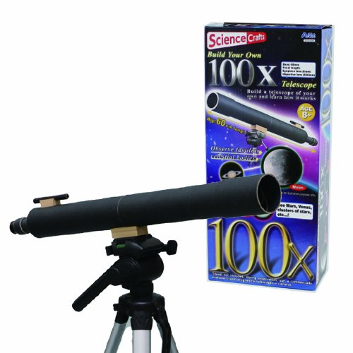 Artec Build Your Own 100X Telescope