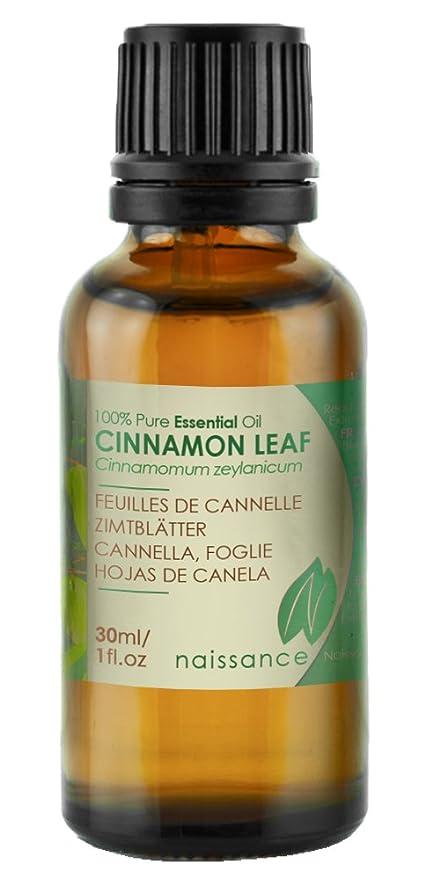 Naissance Hojas de Canela - Aceite Esencial 100% Puro 30ml