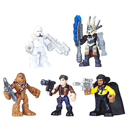 (Star Wars Galactic Heroes Smugglers and Scoundrels Pack)