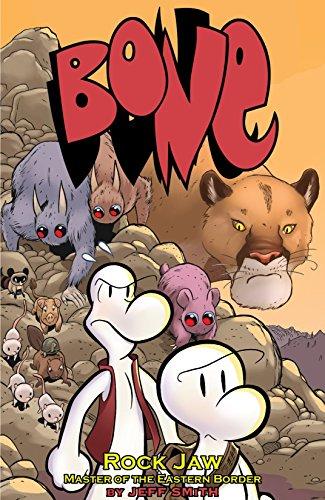 Bone Vol. 5: Rock Jaw Master of the Eastern Border