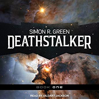 Deathstalker by Simon R. Green science fiction book reviews