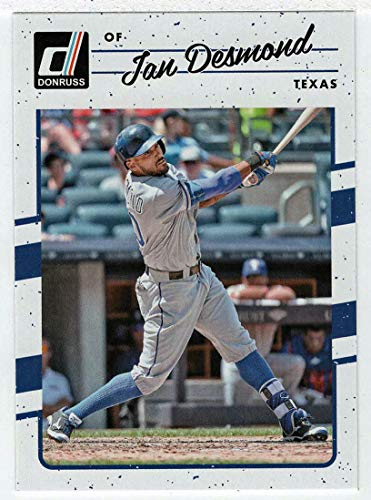 Ian Desmond (Baseball Card) 2017 Panini Donruss # 160 Mint