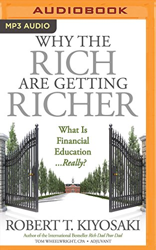 BOOK Why the Rich Are Getting Richer<br />T.X.T