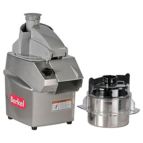 ombination Cutter Mixer/Continuous Feed, vertical, 3.2 qt. stainless steel ()