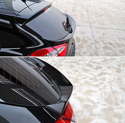 - Sell by Automotiveapple, M&S Rear Trunk Wing Spoiler UNPAINTED 1-pc For 2012 ~ 2015 Kia Rio Hatchback : All New Pride 5DR