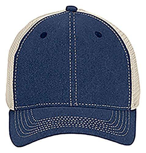 Trucker Cap Color - Trucker Cap (True Navy)