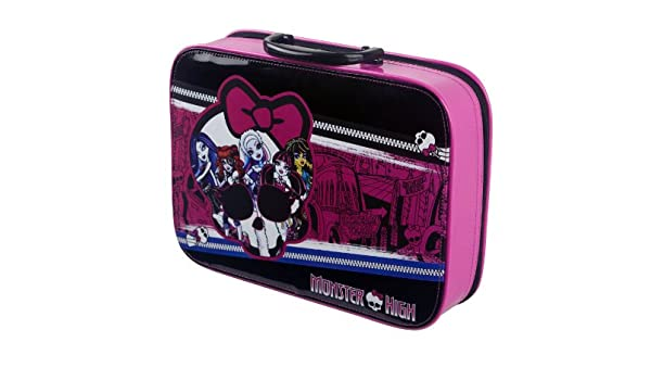Amazon.com : Markwins GHOULICIUS BEAUTY BAG MONSTER HIGH ...