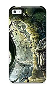Tpu Case For Iphone 5c With Dragon
