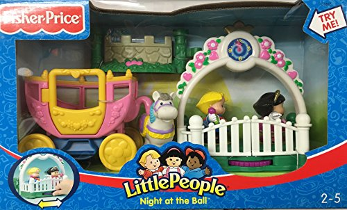 Fisher-Price Little People Night At The Ball Playset