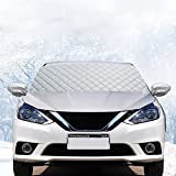 GOSTAR Car Windshield Snow Cover Frost Guard UV Proof Ice Winter Dust Exterior Shade Protector