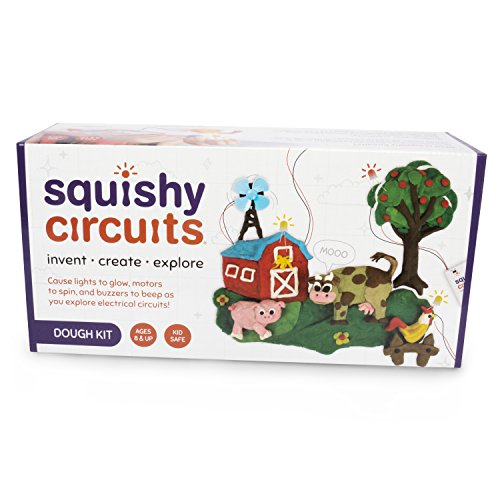 Squishy Circuits Dough Kit