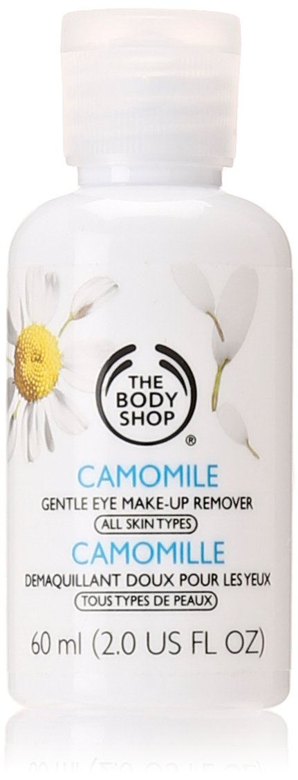 The Body Shop Mini Camomile Gentle Eye Makeup Remover, 2 Ounce by The Body Shop