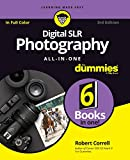 Digital SLR Photography All-in-One For Dummies (For Dummies (Computers))