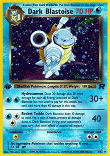 oise (3) - Team Rocket - Holo - 1st Edition (Pokemon Expedition Base)