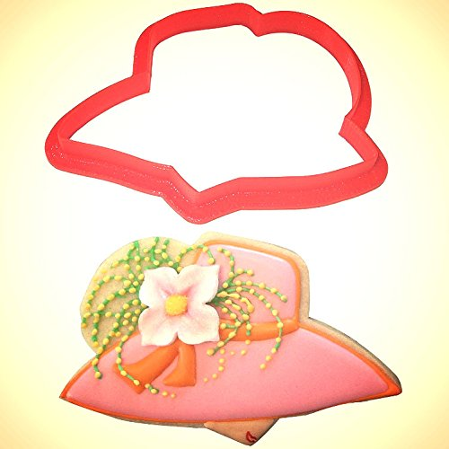 (Kentucky Derby Hat Cookie Cutter 4.25 in)