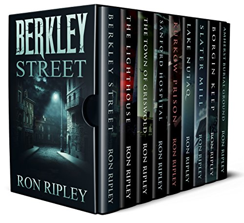 (Berkley Street Series Books 1 - 9: Haunted House and Ghost Stories)