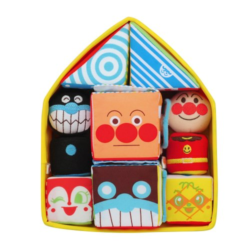 First Building Block of Soft Vinyl Lab Anpanman Should Babylabo