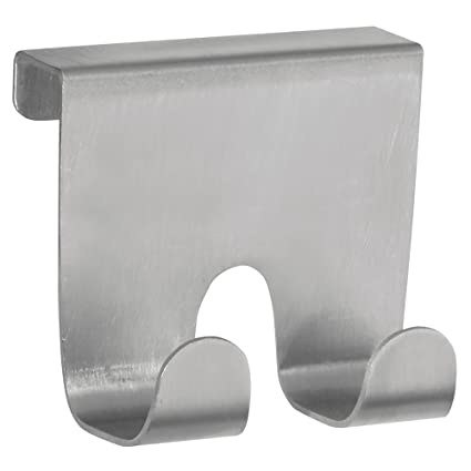Superieur InterDesign Forma Over The Cabinet Hooks, Brushed Stainless Steel