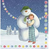 The Snowman and The Snowdog Napkins