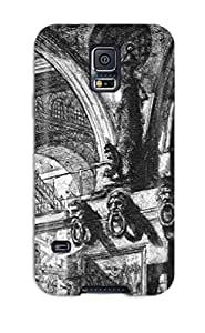 Michael paytosh Dawson's Shop Hot Fashion Design Case Cover For Galaxy S5 Protective Case (sketch) 6459372K47932574