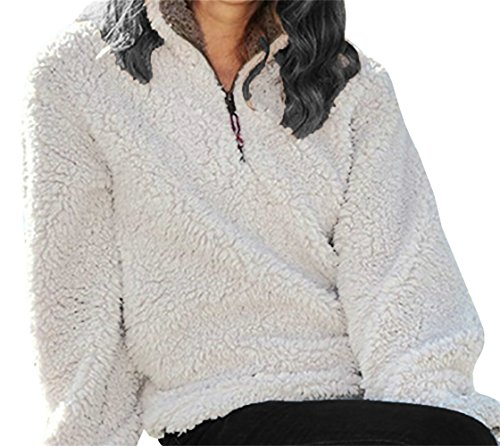 Makkrom Unisex Fashion Zipper Pullover product image