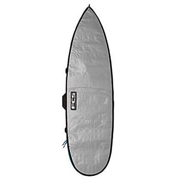 FCS Unisex Classic Fun Junta Bolsa para tabla de surf, Silver/Tarpee