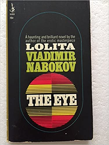 Book The Eye (1st Pocket Printing, 1966)