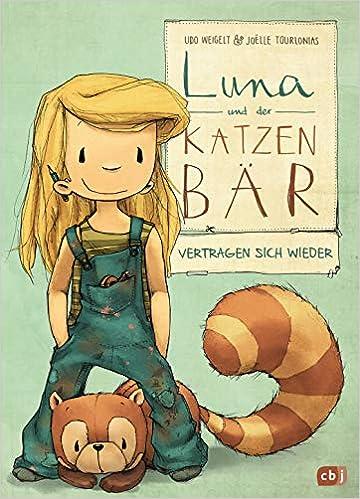 Luna Und Der Katzenbär Vertragen Sich Wieder Die Katzenbär Reihe